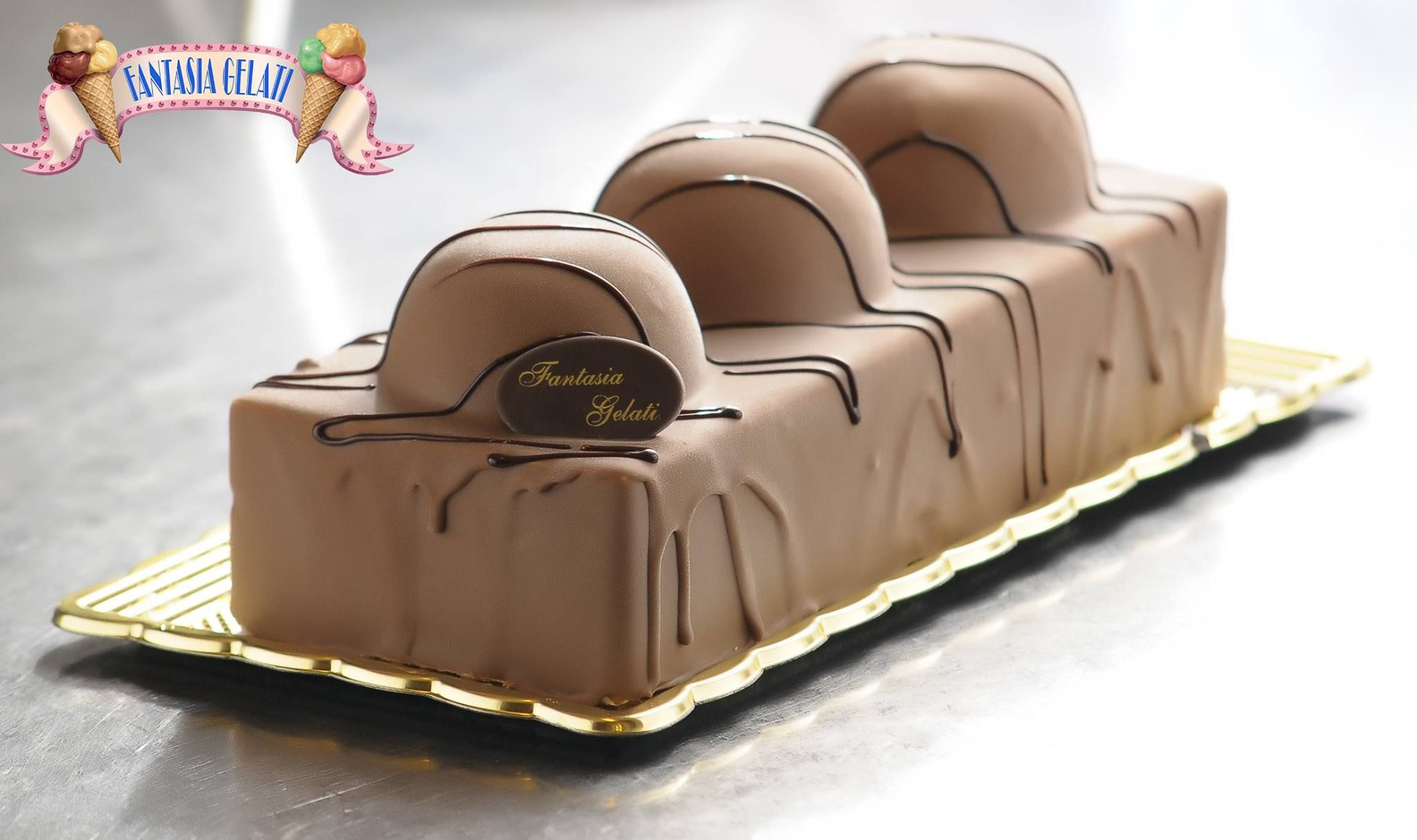Torta Duplo Di Fantasia Gelati Napoli Tortecakes Cake Torte