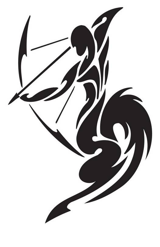 Image Result For Sagittarius Tattoo Drawings For Men Ideas For The