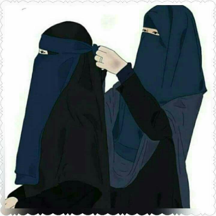 أخبروا المحتشمة أن رؤيتها تبعث في نفوس من حولها الثبات والعزة وأن الألسن بعد رؤيتها تظل تلهج بالدعاء لها و Hijab Cartoon Islamic Cartoon Cartoon Girl Images