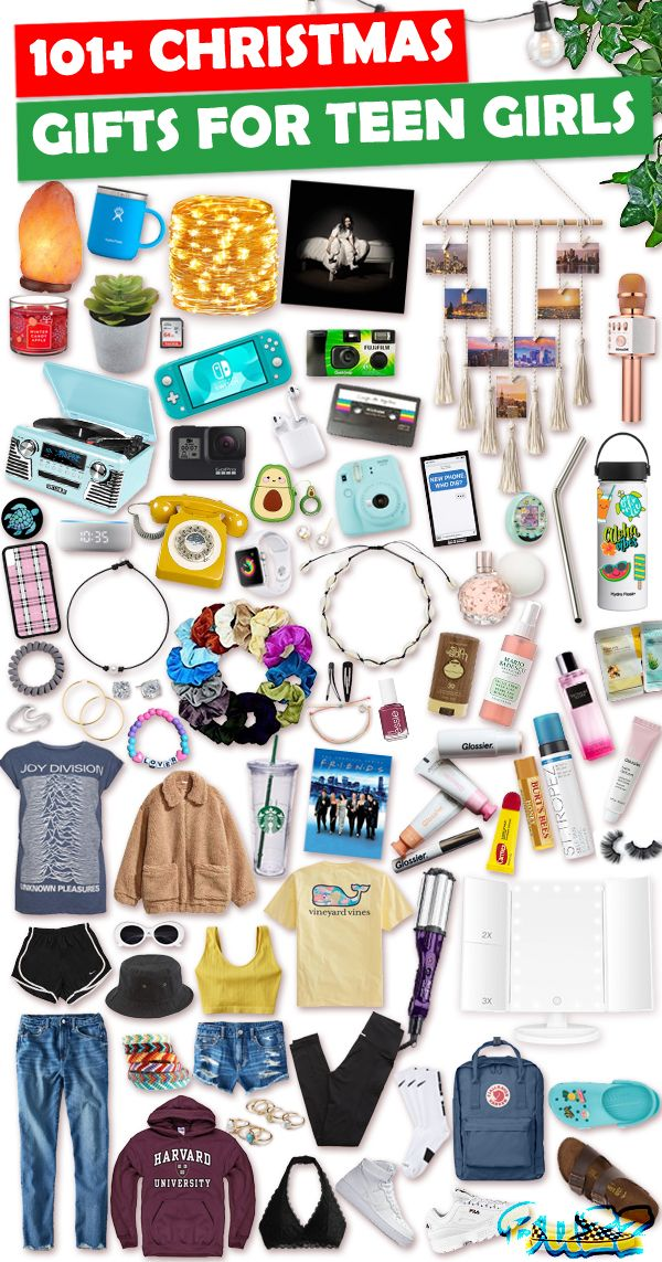 Teenage Girl Christmas Gifts Looking for teenage girl Christmas gifts Our ULTIMATE Teen Girl Christmas Gift Guide 2019 is jampacked with over 1000 teenage girl Christmas...