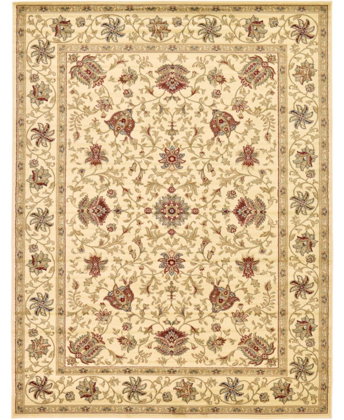 Passage Psg6 Ivory 9 X 12 Area Rug In 2019 Area Rugs Rugs