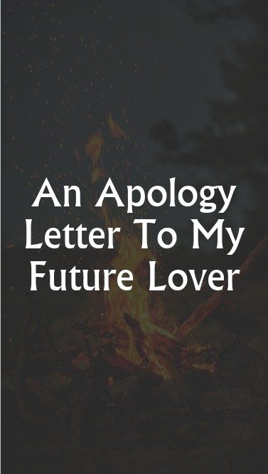 An Apology Letter To My Future Lover   Zodiac sign   Zodiac