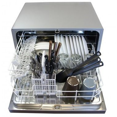 Countertop Dishwasher Silver I Want This Countertop