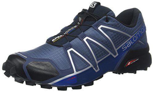 Salomon Men s Speedcross 4 Trail Runner Scarpe Da Corsa 0bb549492a6