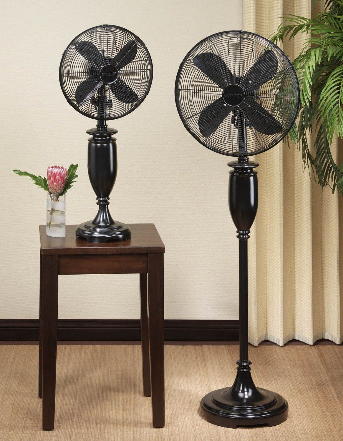 Not Ordinary Decorative Pedestal Fan Deco Breeze Pedestal Fan Deco Breeze Fan