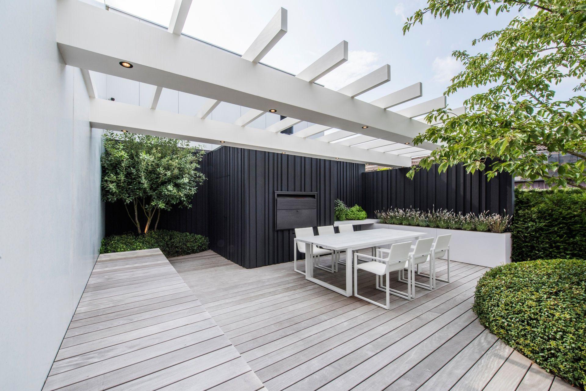 Onze tuinen stijn phlypo tuindesign patio decks and private