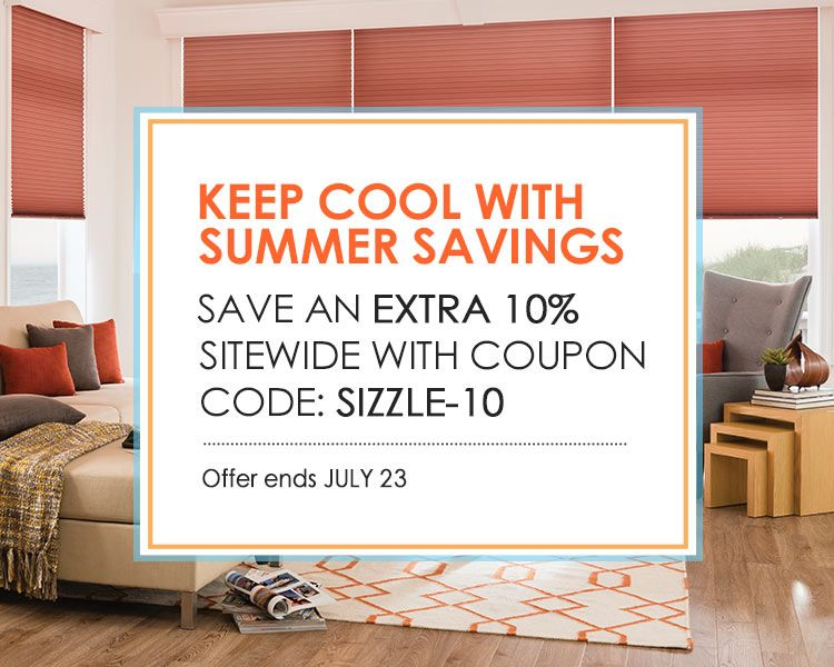 Save an extra 10% sitewide!