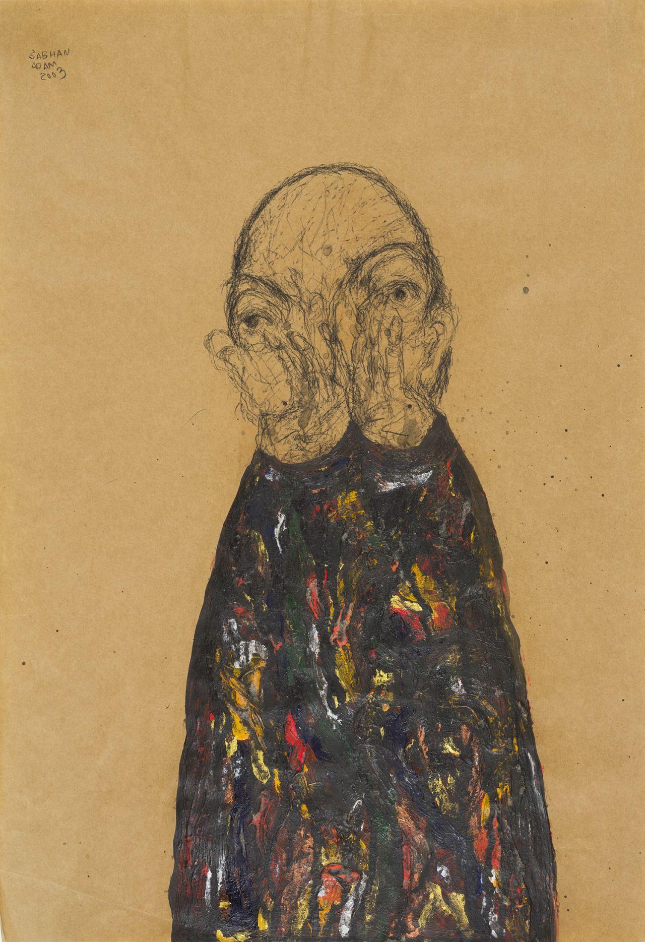Sabhan Adam Untitled 2004 Outsider Art Art Art Inspiration