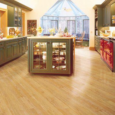 St Andrews Natural Red Oak Solid Hardwood Flooring