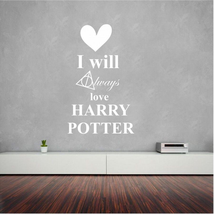 Wandtattoo Kinderzimmer Harry Potter NR 312 (mit Bildern