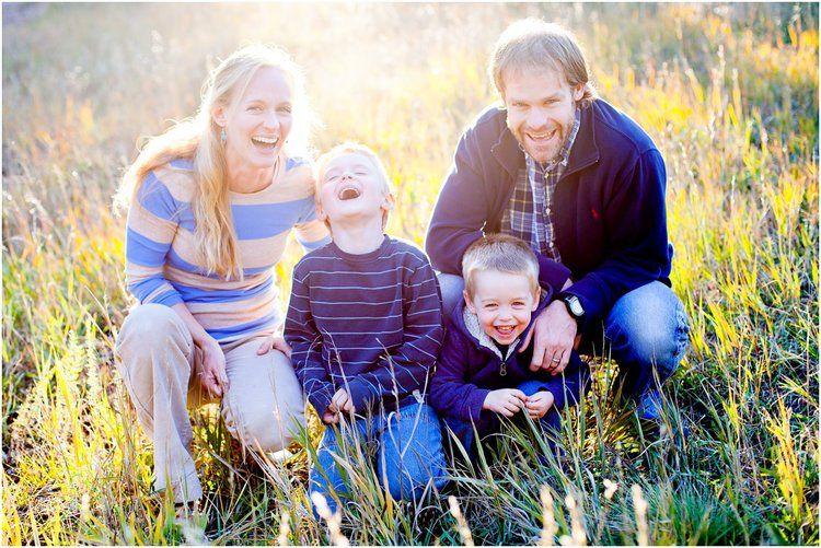 Fall Family Photos :: Durango Family Photographer :: Ginger Moose Photography