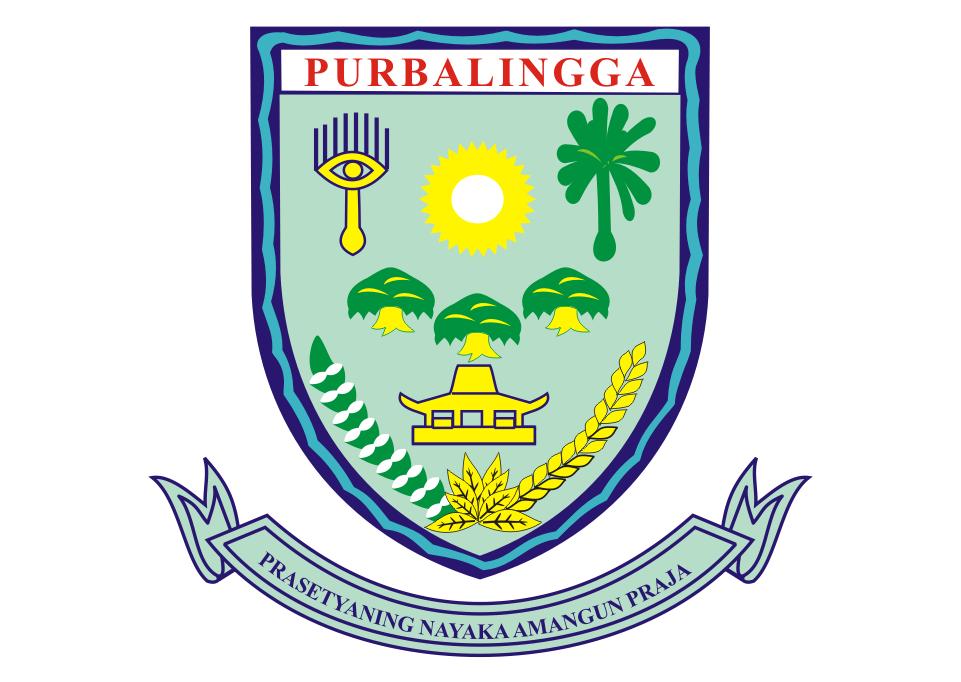 Logo Kabupaten Purbalingga Vector Free Logo Vector Download Geografi