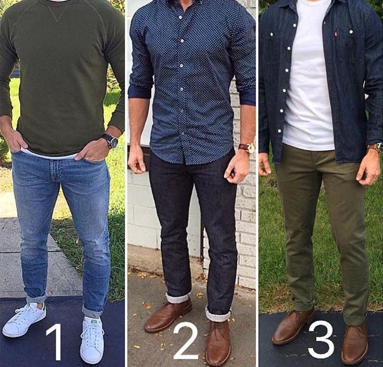 18 Outfit hombre oficina