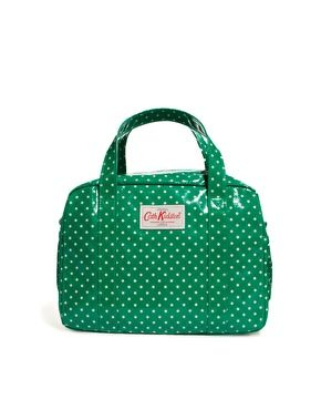 Cath Kidston Small Zip Top Mini Dot Bag
