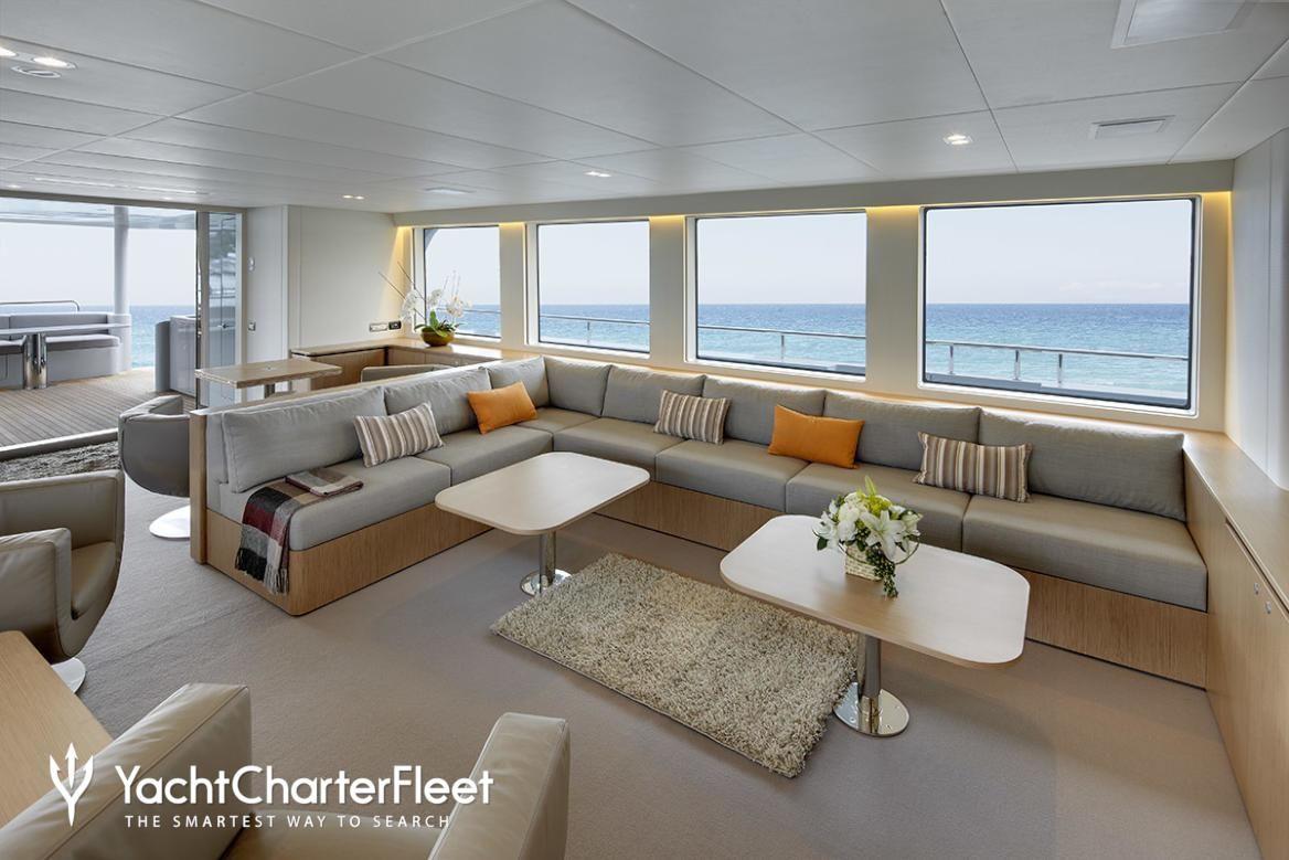 Black Pearl sailing yacht interior OR design - Google Search