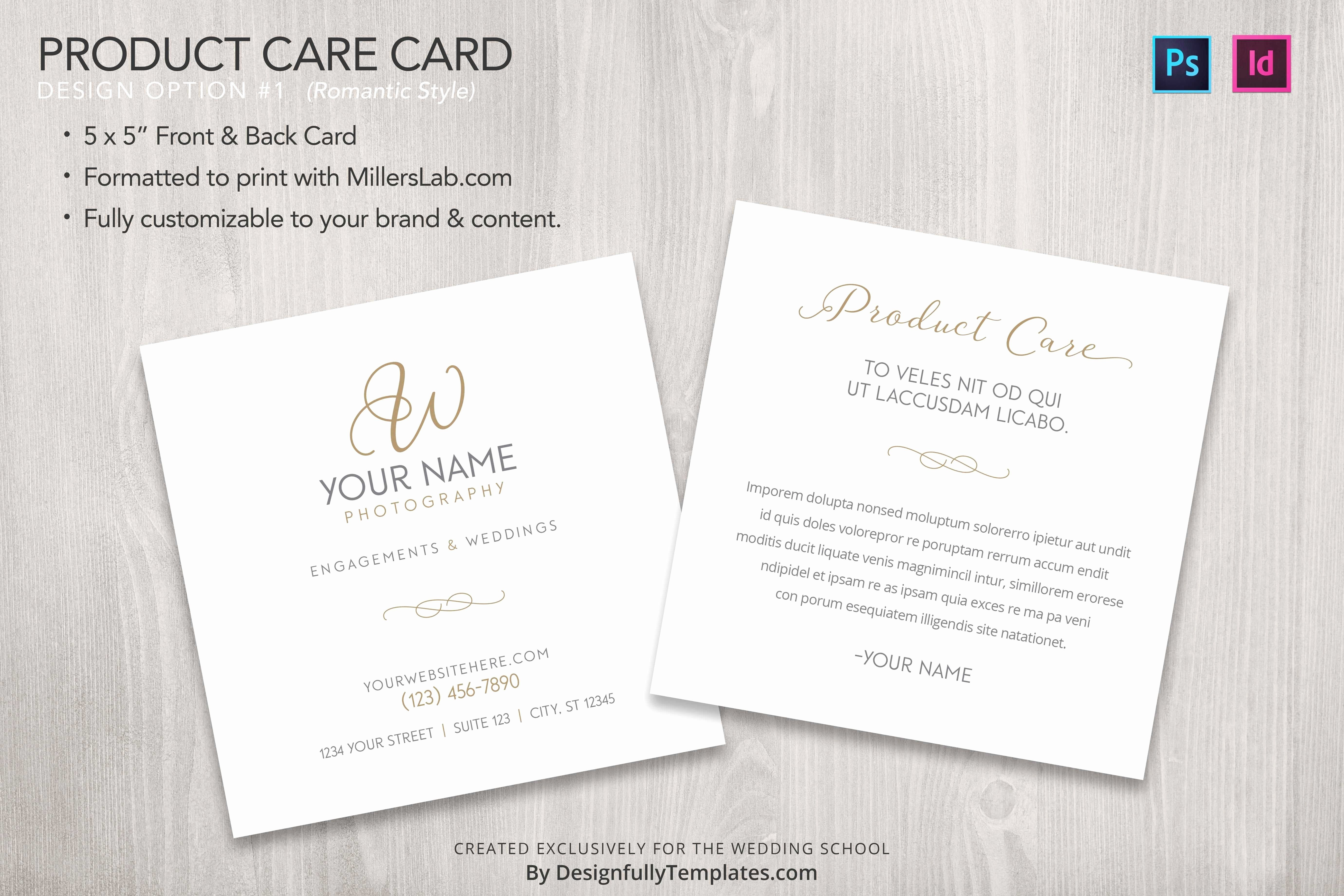 Wedding Thank You Postcard Lovely Classy Thank You Card Temp In 2020 Free Business Card Templates Photography Business Cards Template Business Cards Creative Templates