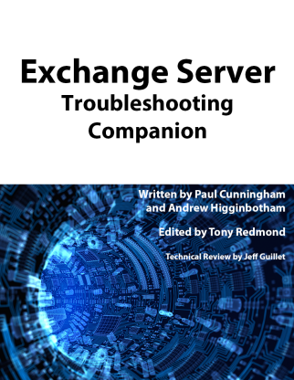 Exchange Server Troubleshooting Companion | Ebooks | Office