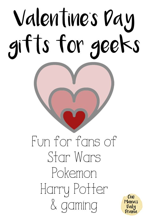 valentine's day gifts for geeks | geeks, creative gifts and gift, Ideas