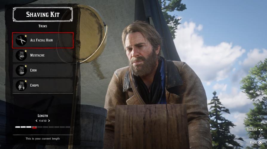 Hi My Name Is Arthur Morgan And This Is My Beard My Gentle Cowboy