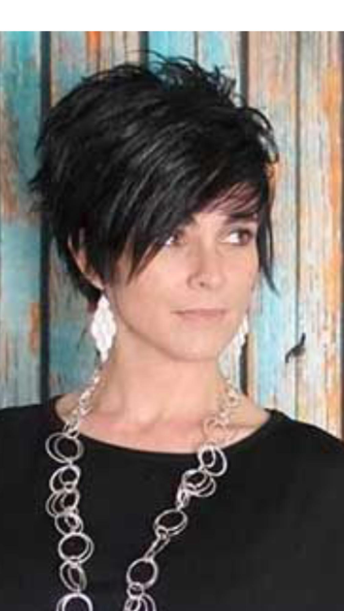 Pin Von Karin Hass Auf Frisur Cute Hairstyles For Short Hair Hair
