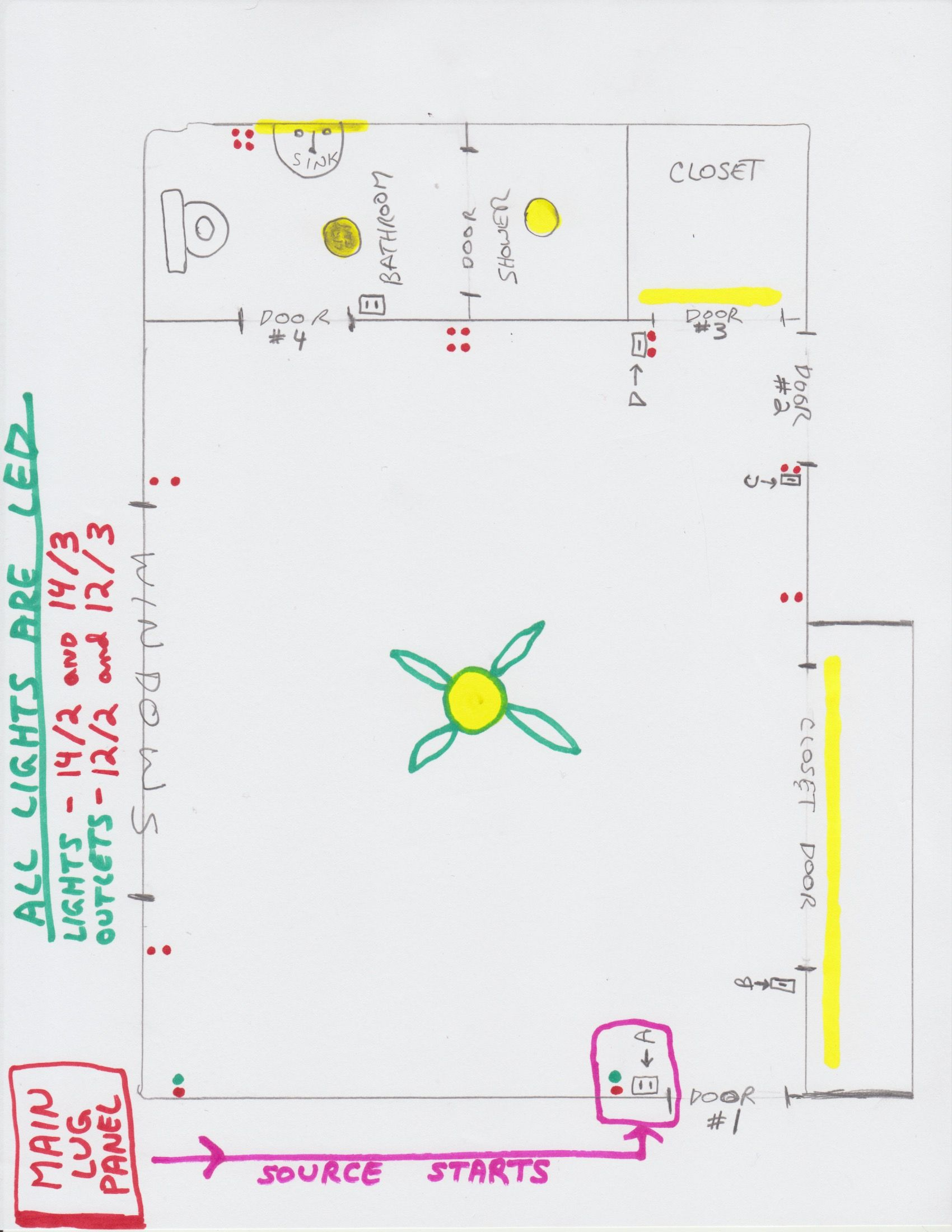 The Best 24 Smart Home Wiring Diagram , https://bacamajalah.com/the-best-24- smart-home-wiring-diagram/ , #diagram #… | House wiring, Smart home,  Bathroom fan lightPinterest