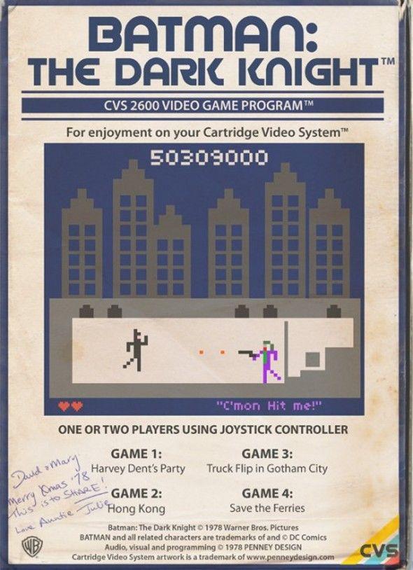 Pls someone make me this game | Atari 2600 mod | Video game