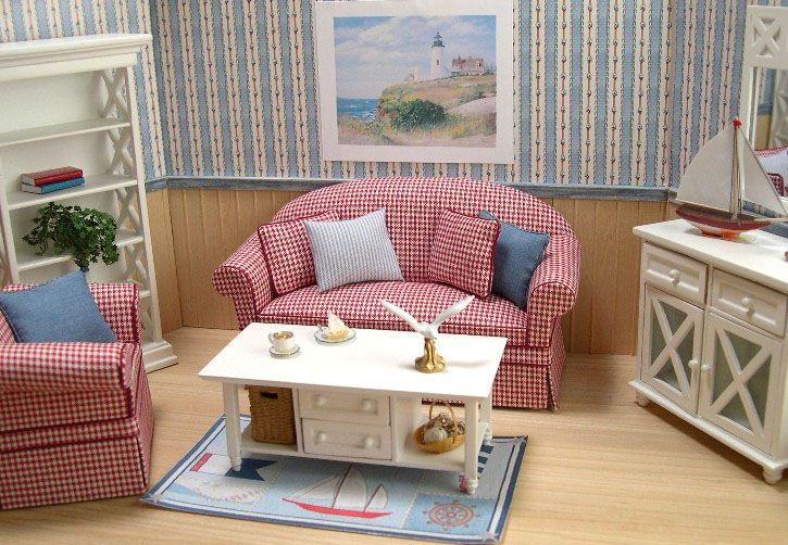 Beau Leeu0027s Line In Fine Furnishings | Miniature Furniture | In Miniature