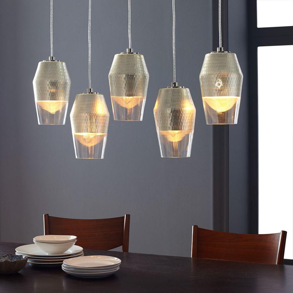 Metallic honeycomb chandelier 5 light west elm disneyland metallic honeycomb chandelier 5 light arubaitofo Choice Image
