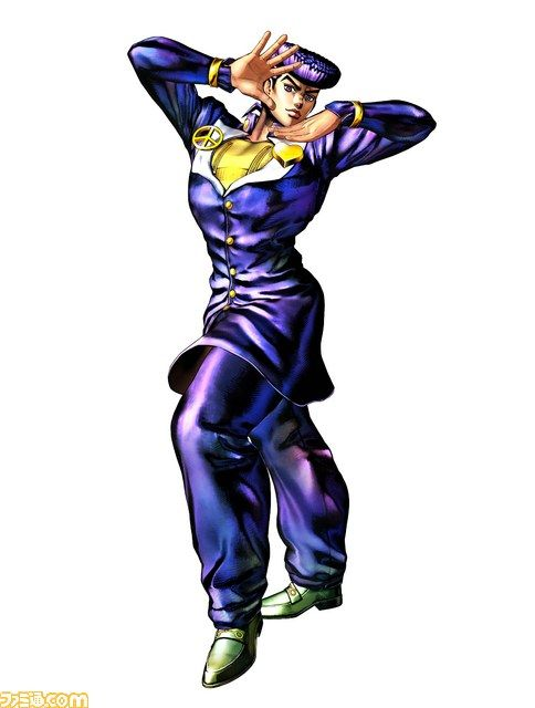 Image Result For Crazy Jojo Poses Jojo A Gogo Jojo Bizzare