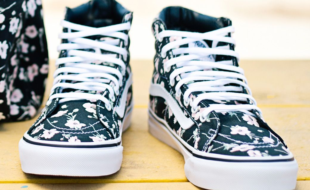 Back To School With New Vans Shoes - Sundance Beach Blog