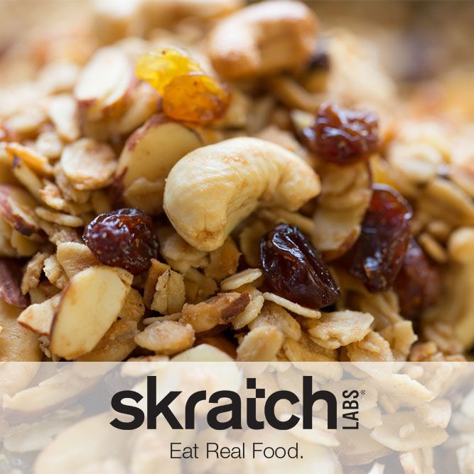 Homemade granola an athlete favorite from chef biju the feed zone recipes homemade granola an athlete favorite from chef biju the feed zone cookbook page forumfinder Choice Image