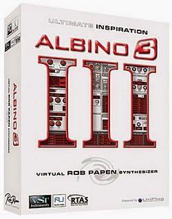 linplug albino 2 serial number
