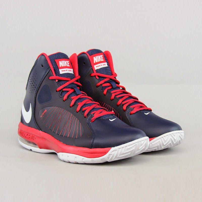 Zapatos Deportivos Nike Hombre | Botas Baloncesto nike-Tenis ...