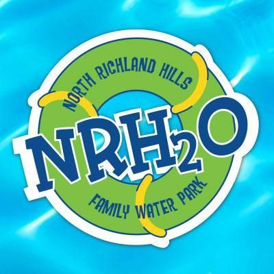 NRH20 #Waterpark Logo