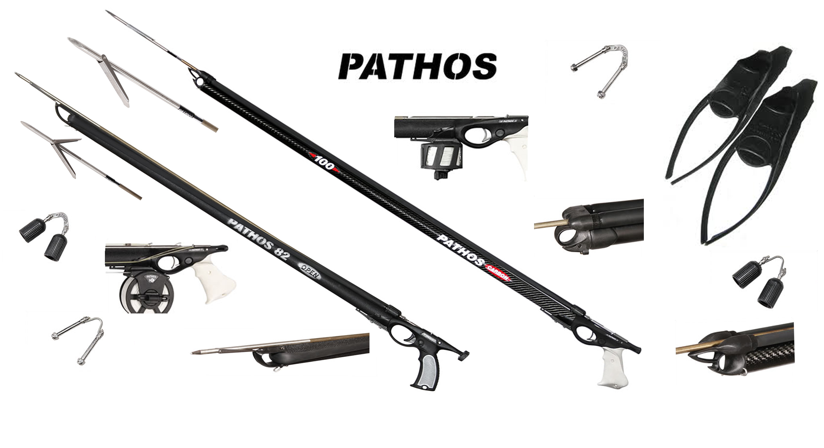 Pathos Spearfishing Guns And Gear Available Now At