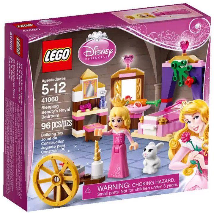 New Lego Disney Princess Sets For 2015 Including Frozen Lego Disney Lego Disney Princess Princess Toys Lego sleeping beauty royal bedroom