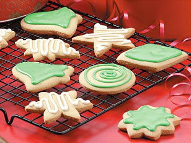 Christmas Cookie Recipes With Pictures