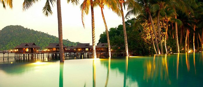 4D/3N Pangkor Laut Honeymoon