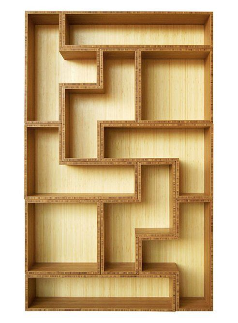 Wundervoll Tetris Shelves! And Theyu0027re Eco Friendly