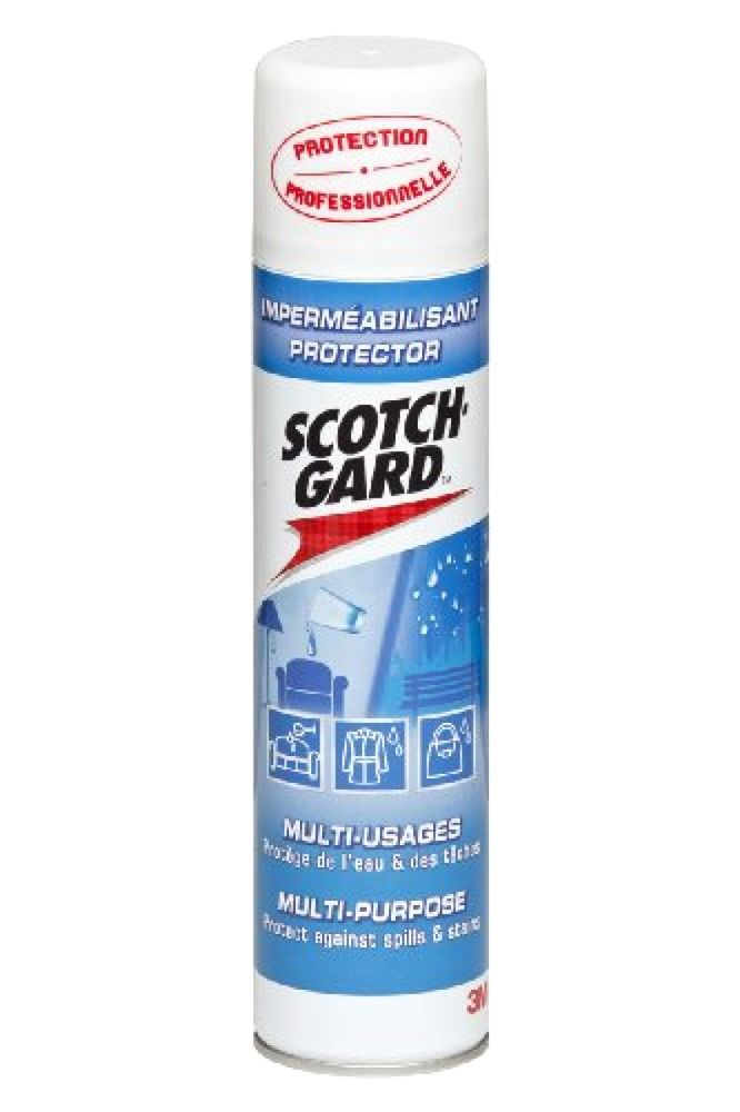 Scotchgard Fabric Protector Spray Twin Pack 2x 400ml Furniture Stain