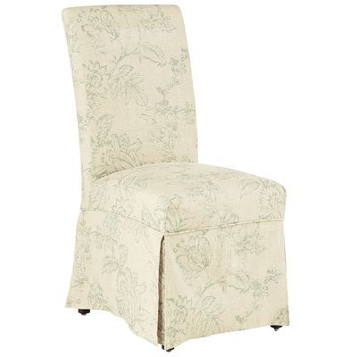 Dana Harbor Chair Slipcover Pier 1 Imports Parsons Slipcovers Chairs Colorful