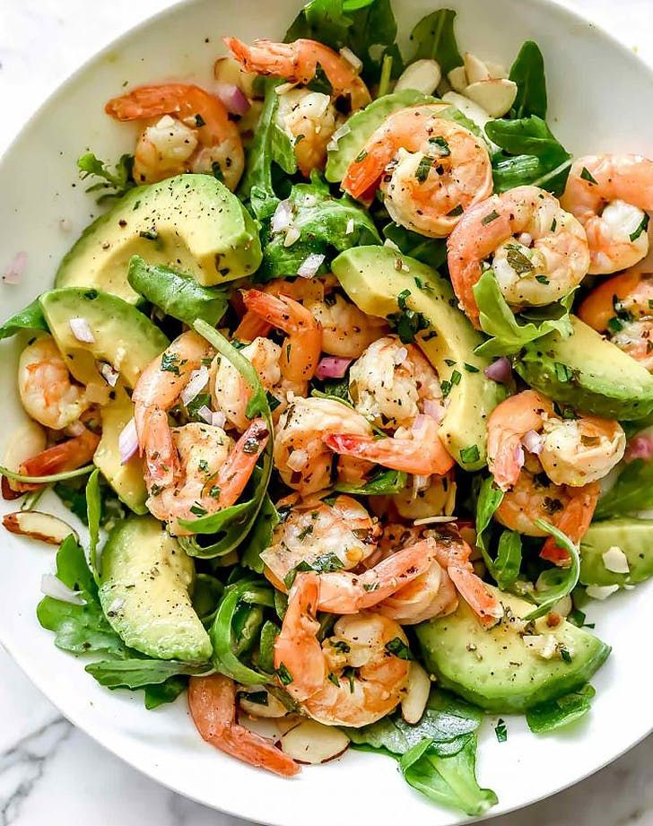 20 Easy, Filling Ketogenic Dinner Salads images