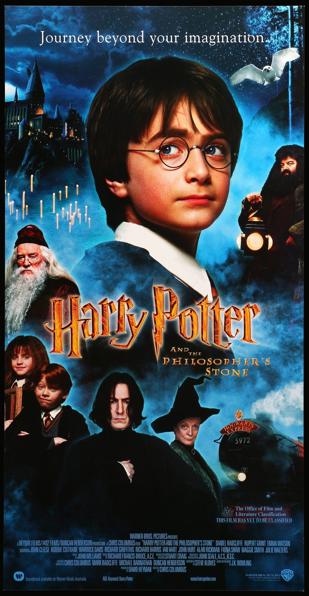 Harry Potter And The Philosopher S Stone 2001 Harry Potter Movies Harry Potter Harry Potter Movie Order
