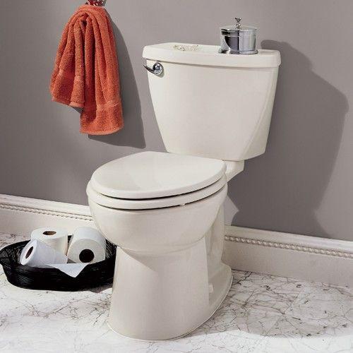 American Standard Cadet 3 Elongated Toilet 14 Rough Toilet Bathroom Toilets American Standard