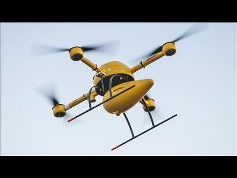 DHL to Deliver Medicine via Drone #goprophotography #aerialphotography #quadcopter