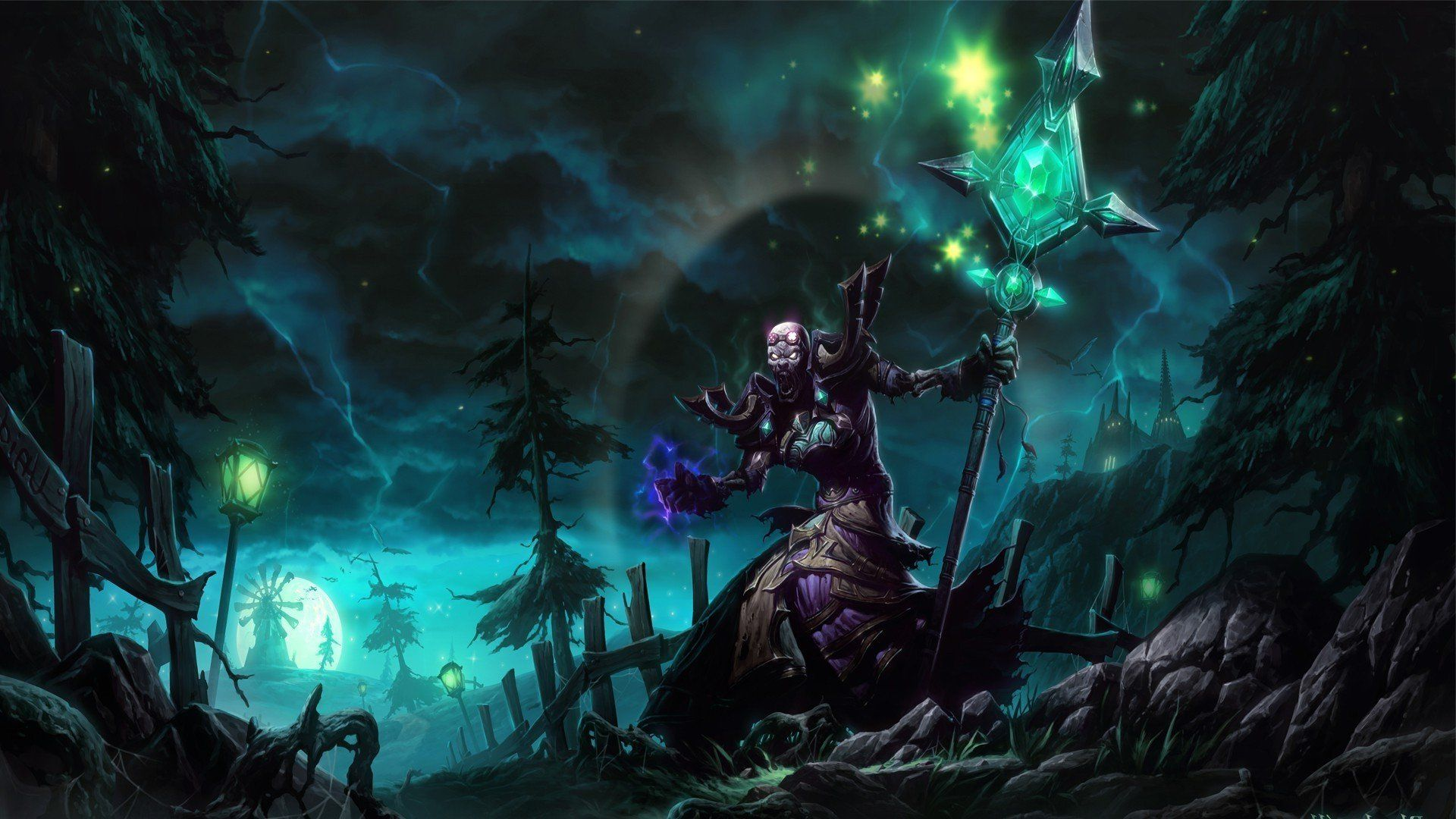 World Warcraft Wallpapers Collection For Free Download