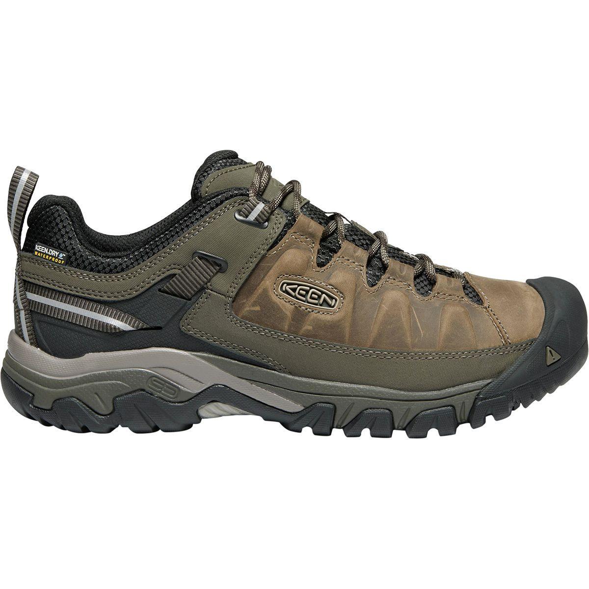 Photo of Targhee III Waterproof Leather Wide Hiking Shoe – Men's