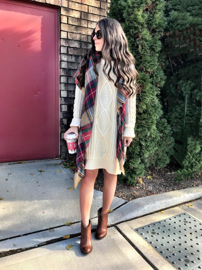 8fb12836dd 20+ Easy Thanksgiving Outfit Ideas | Fashionista | Outfits, Cute ...