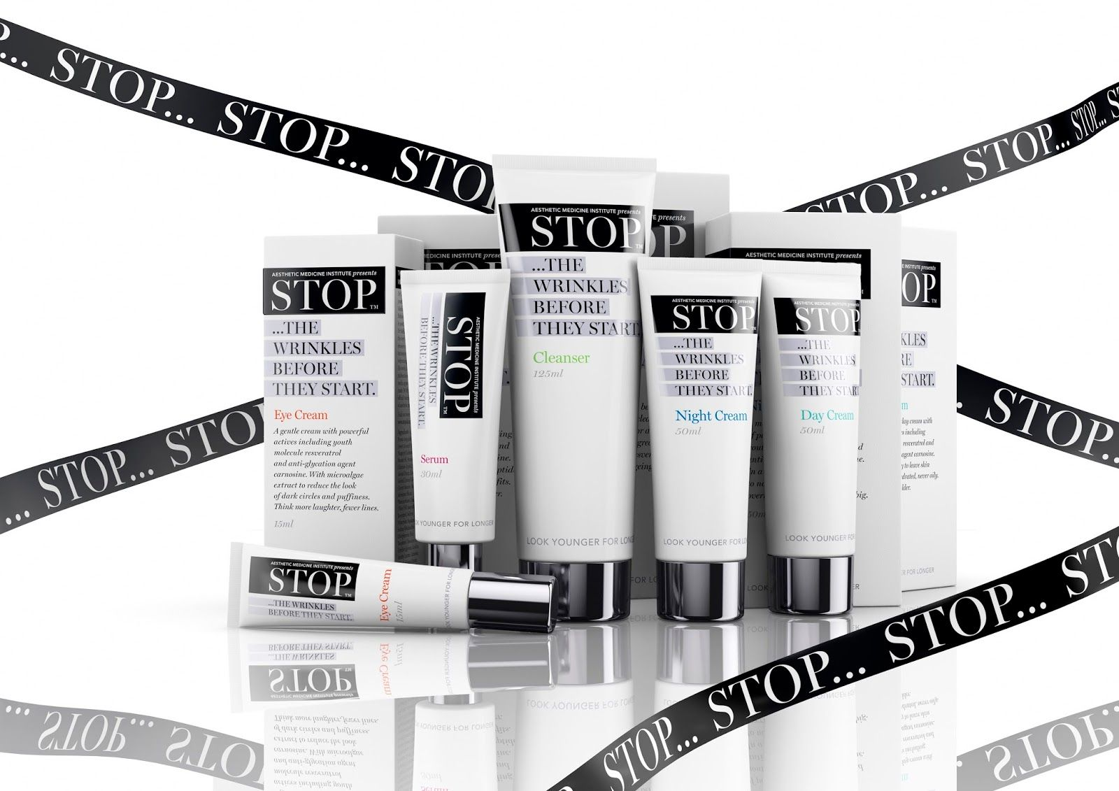 STOP…the wrinkles before they start on Packaging of the World - Creative Package Design Gallery