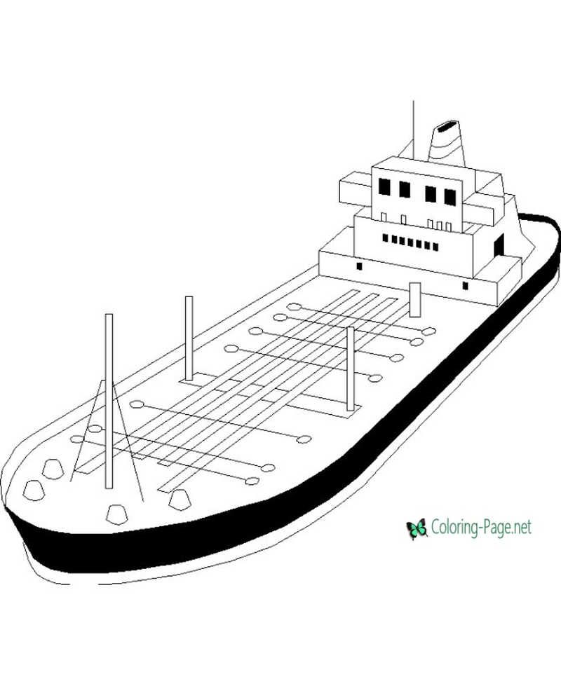 Boat In 2020 Coloring Pages Coloring Pages Inspirational Free